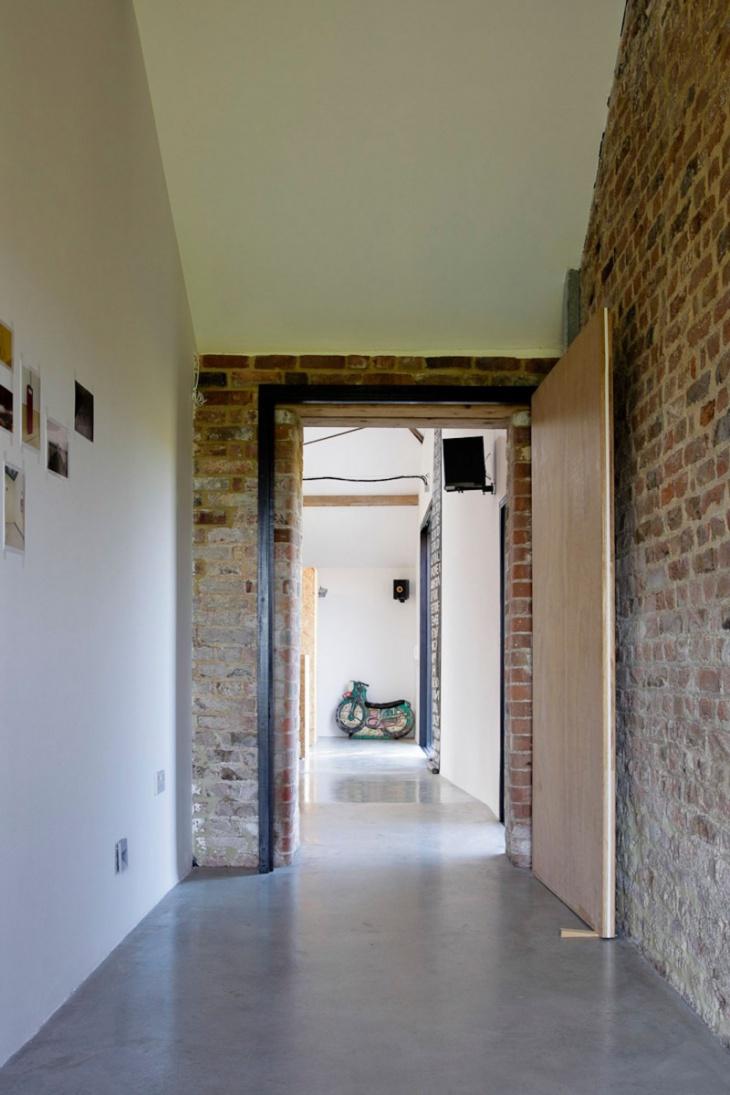 hallway texture