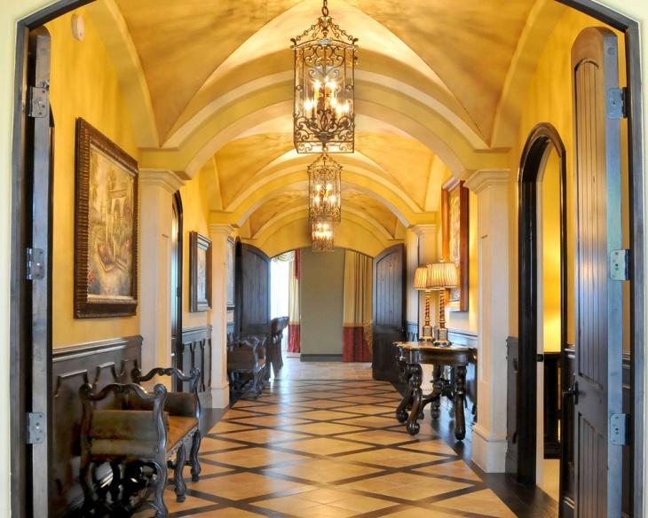 20 Hallway Designs Ideas Floor Designs Design Trends Premium PSD Vect