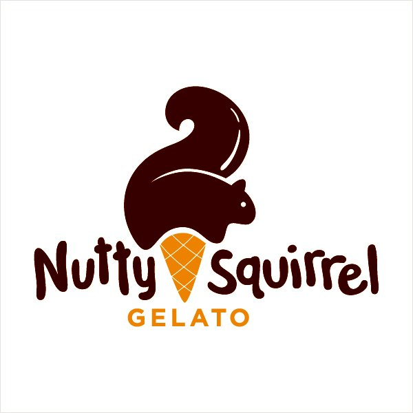 nutty squirrel gelato