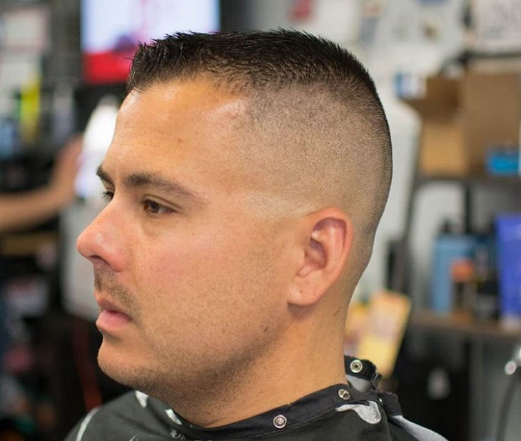 22 Military Haircut Ideas Designs Hairstyles Design Trends
