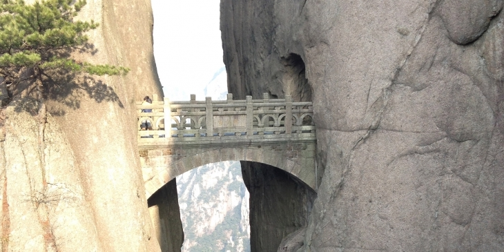 Stone Bridge in China