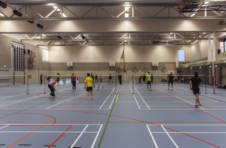 5 sports hall