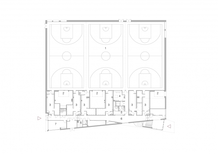 12 groundfloor plan