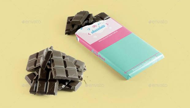 chocolate packaging mockup2