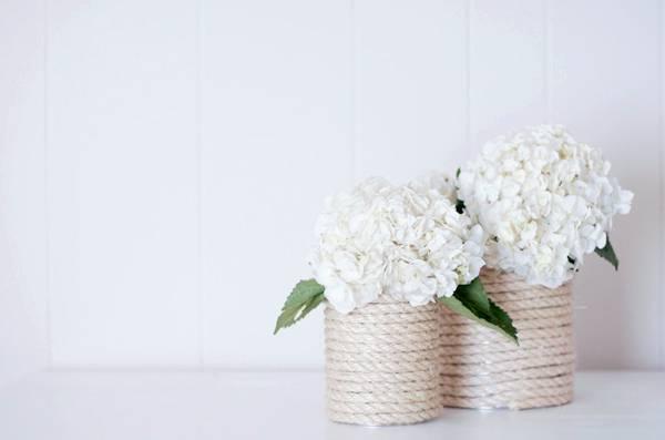 Simple Rope Vase
