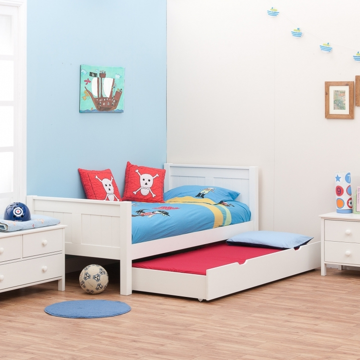 White Kids Bedroom Ideas