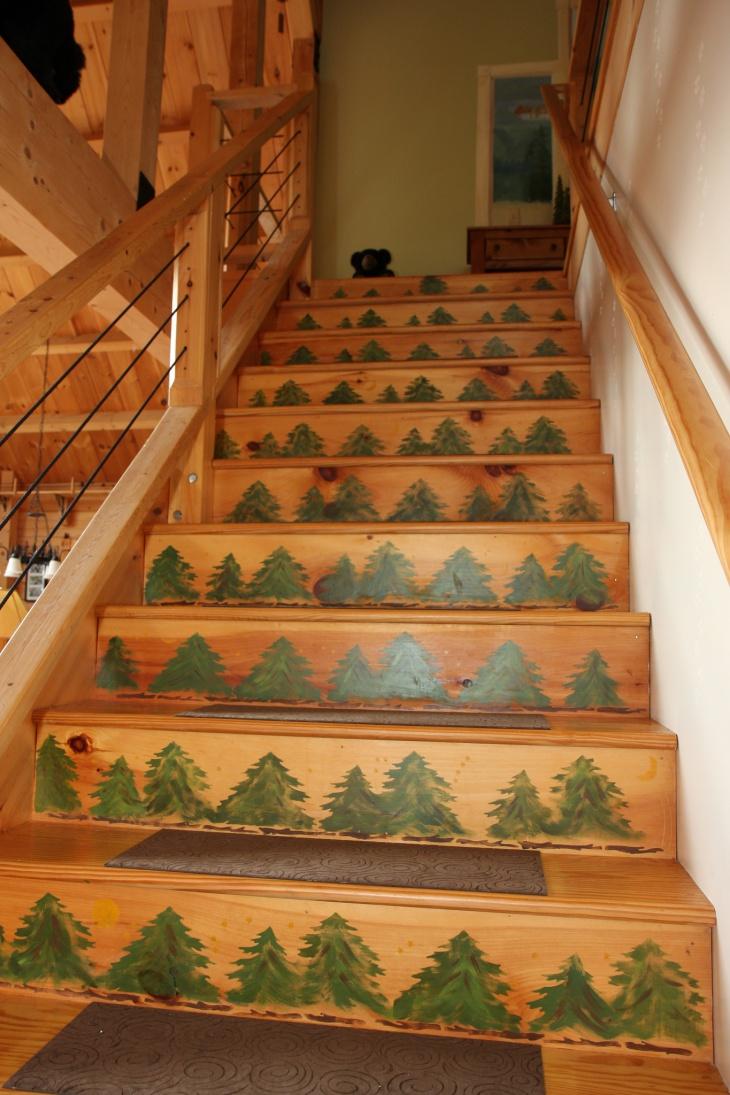 Stencil Stairs1