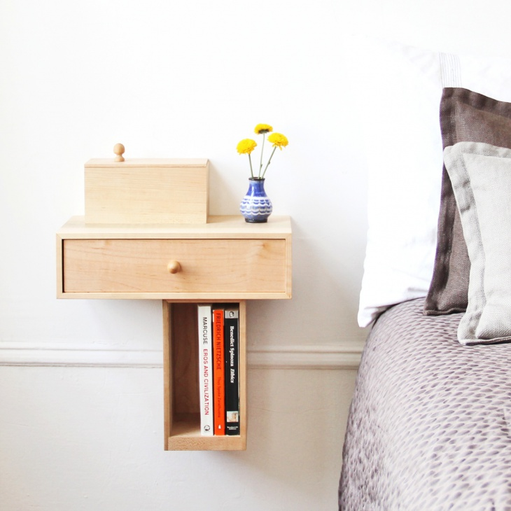 Unique side table designs for your bedroom design trends for Unique side table ideas