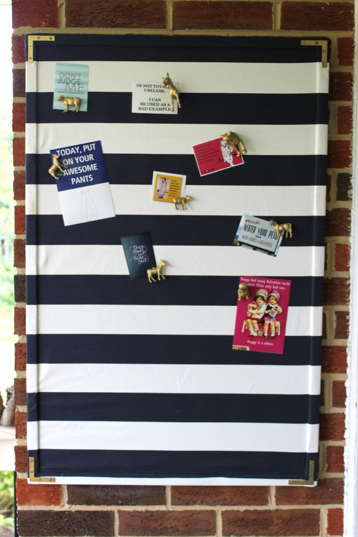 bulletin board design