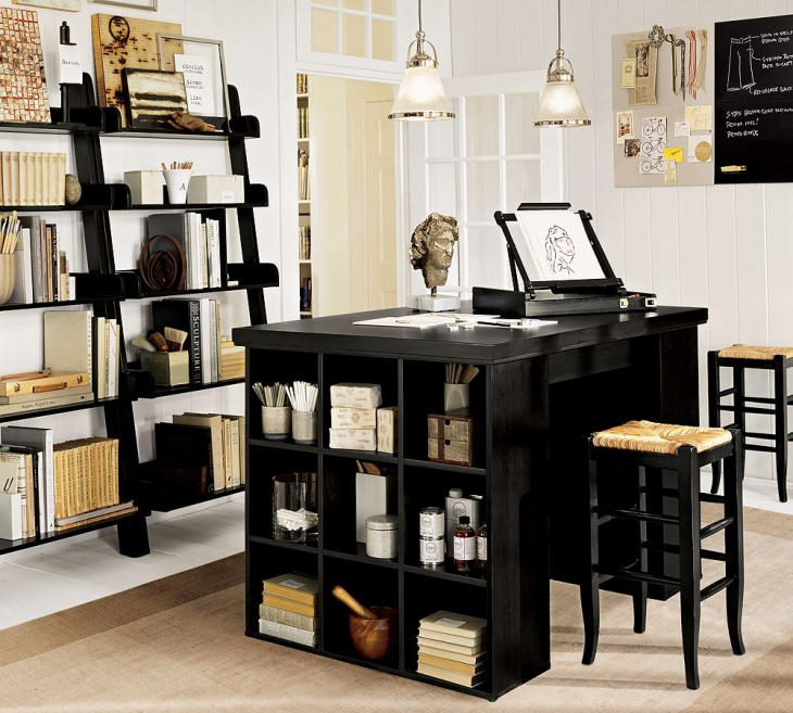 home office storage boxes