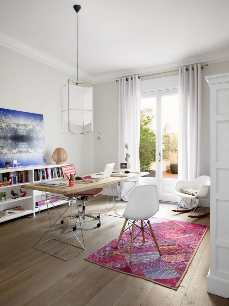 elegant home office style 24