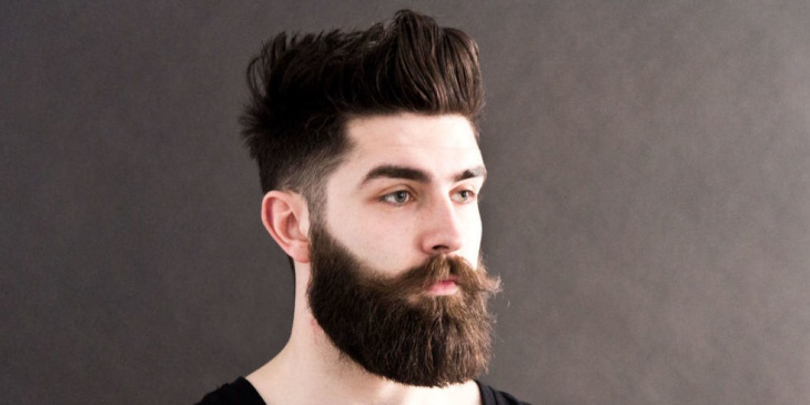 Quiff Hipster Hairstyle