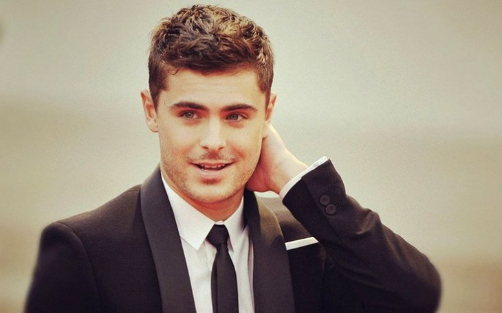Zac Efron Latest Hairstyle