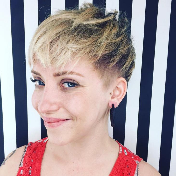 20 Short Edgy Haircut Ideas Designs Hairstyles Design Trends Premium Psd Vector Downloads