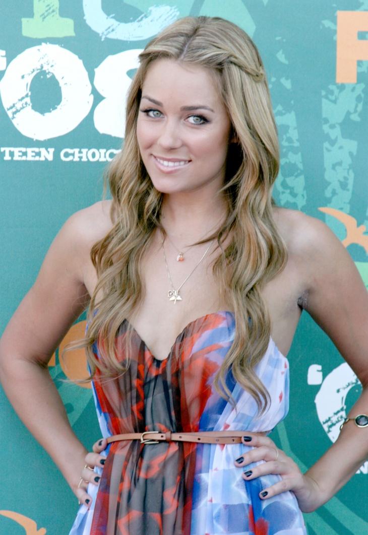 Lauren Conrad Bohemian Hairstyle