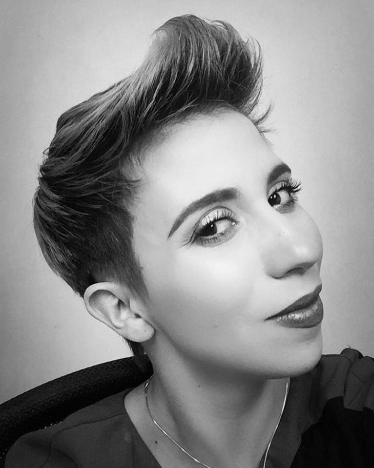 20+ Short Edgy Haircut Ideas, Designs