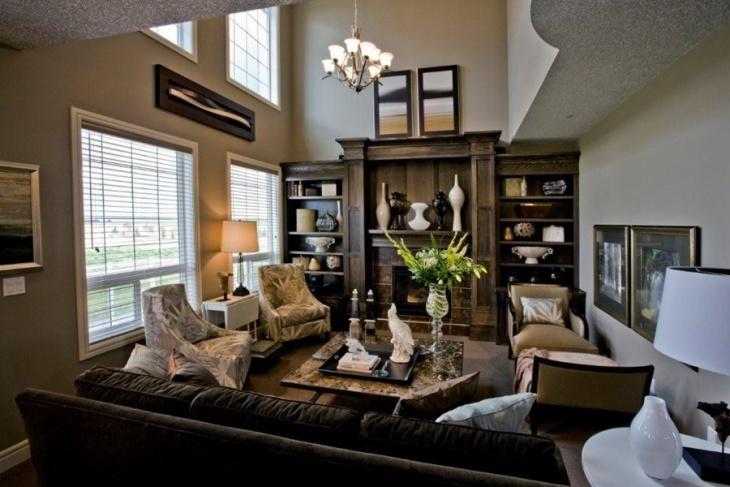 Minimalist Living Room Design