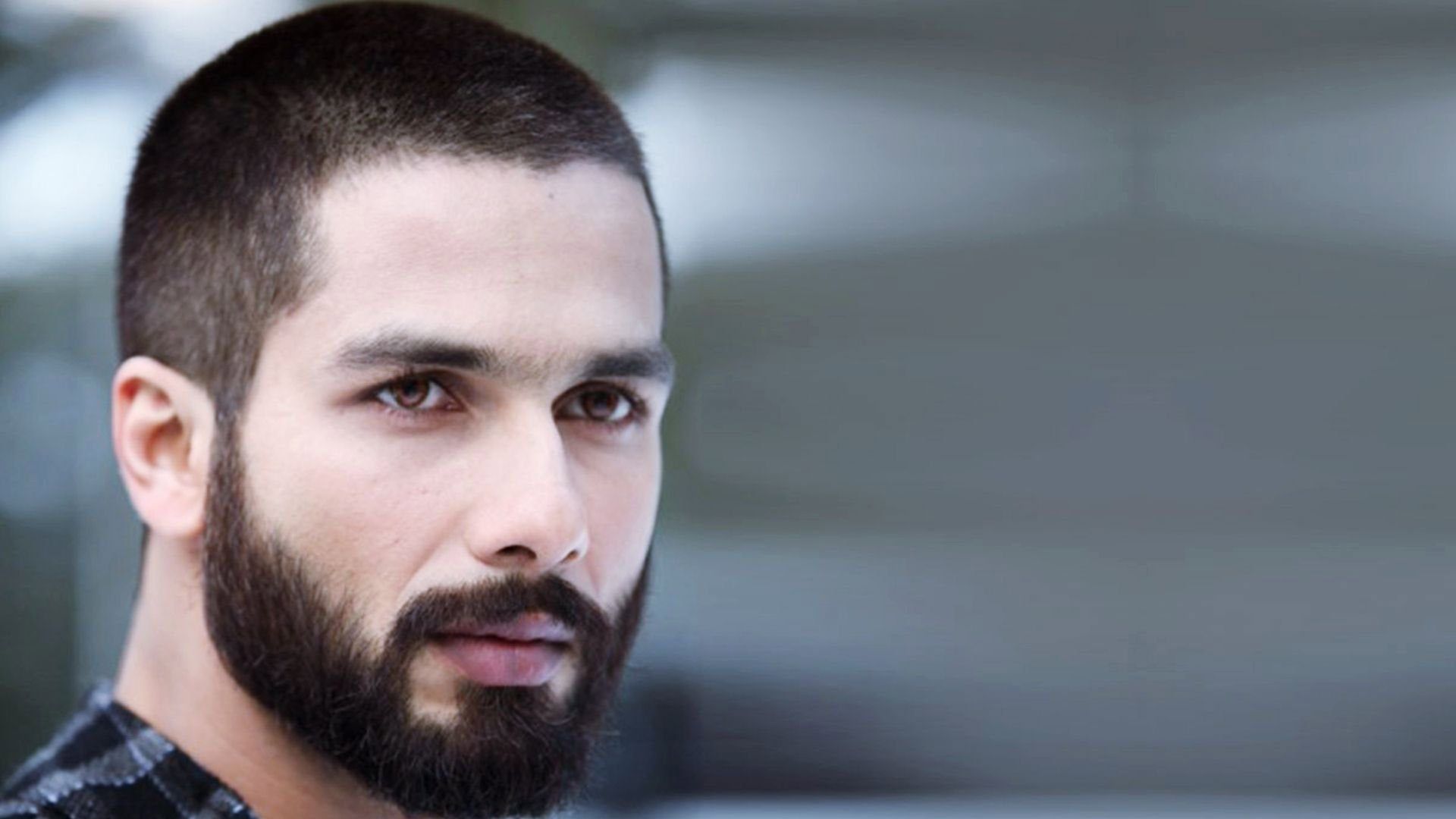 Shahid Kapoor Buzz Hairstyle