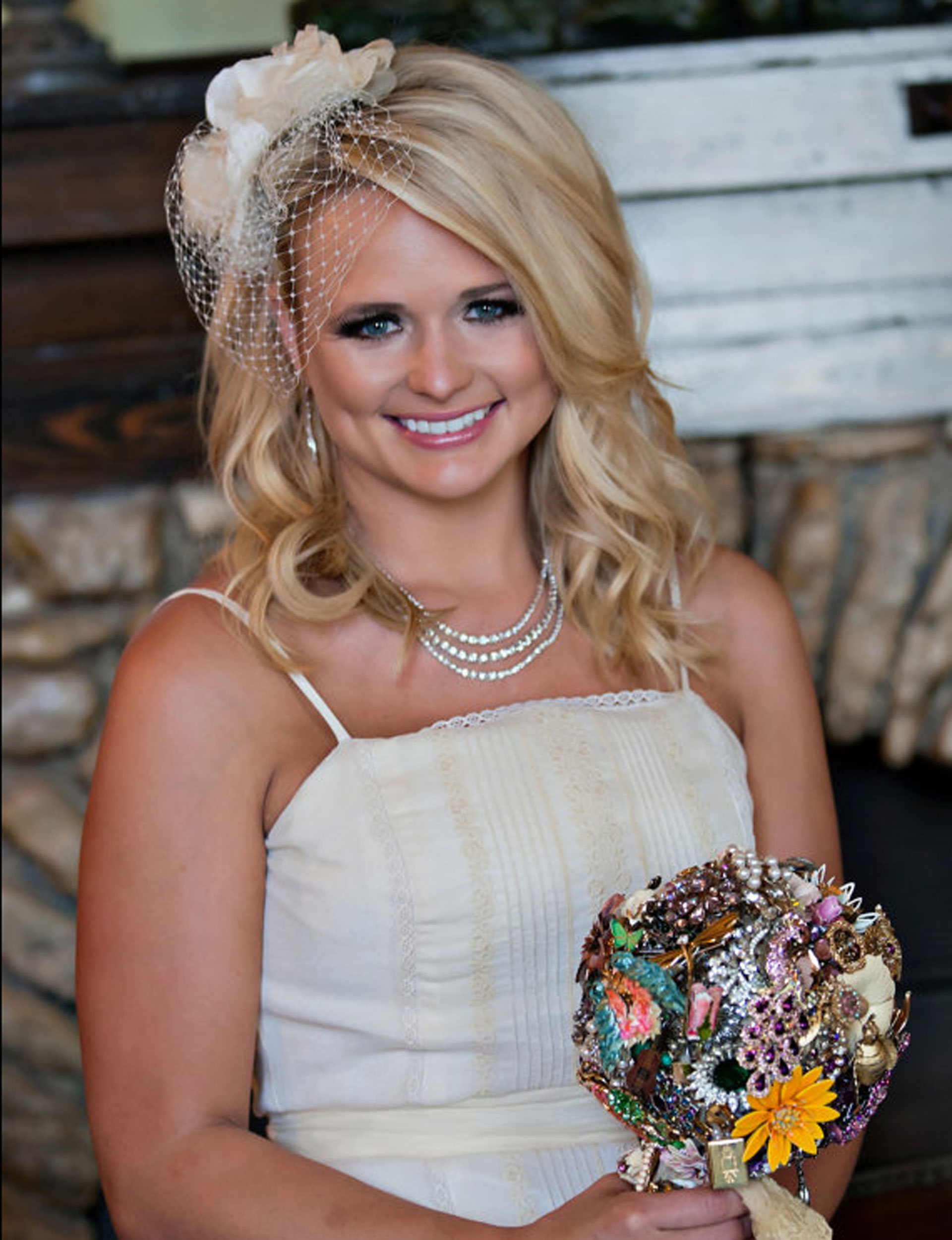 Miranda Lambert Princess Prom Hairstyle