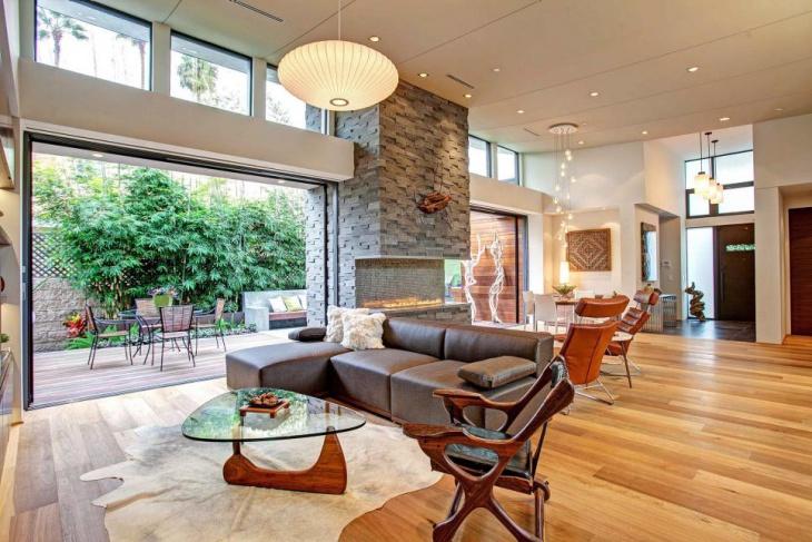 21+ Living Room Lighting Designs, Decorating Ideas | Design Trends ...