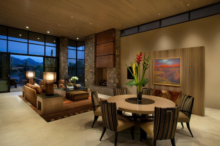 Strategically Designed Living Room