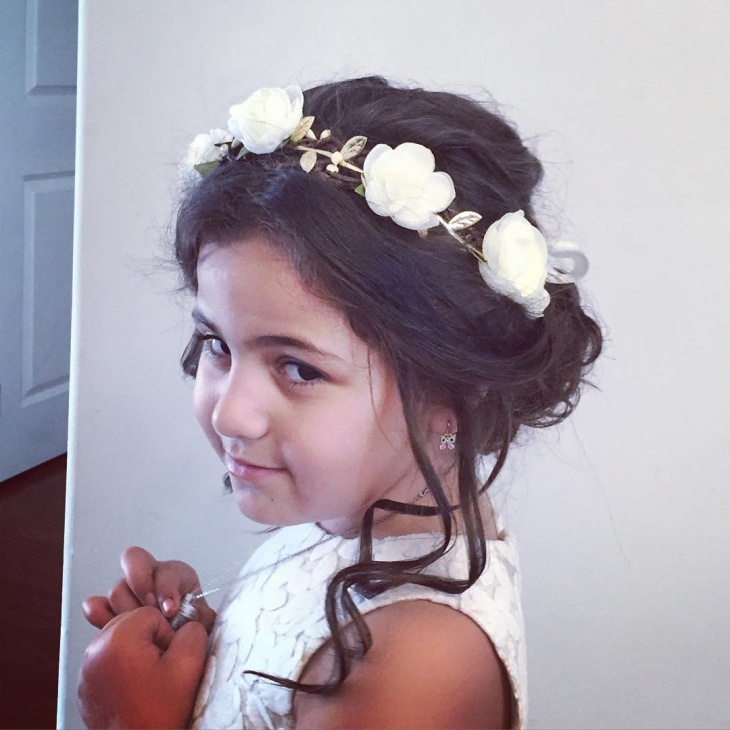 kids weavy hairstyle