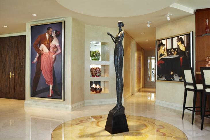 Contemporary Hallway Designs