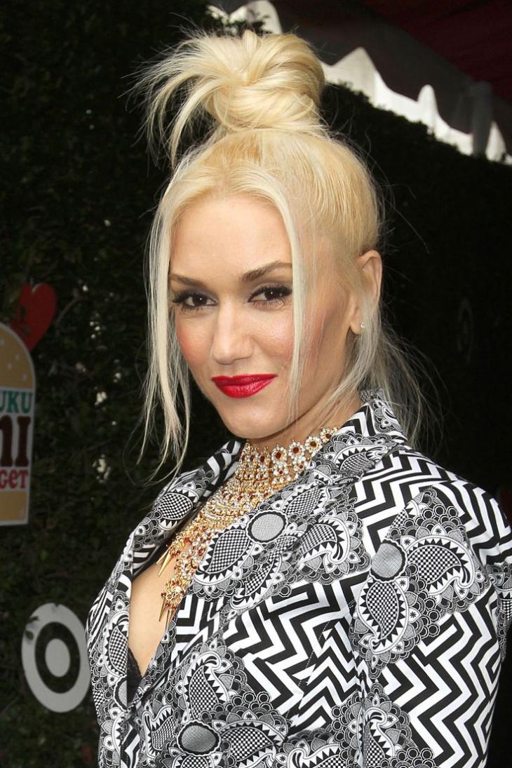 Gwen Stefani Blonde Knot