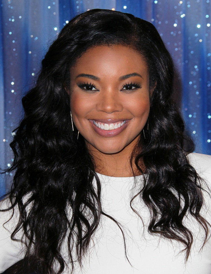 gabrielle union hair transformation