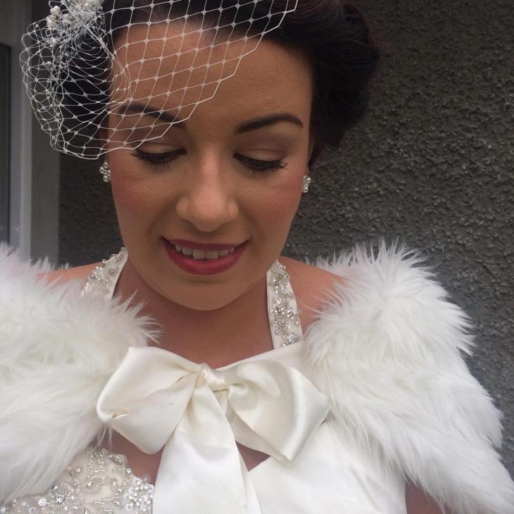 vintage wedding veils