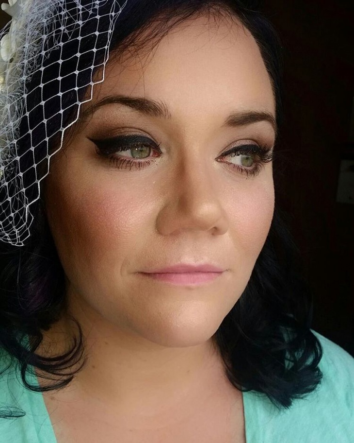 bridal hats with birdcage veils