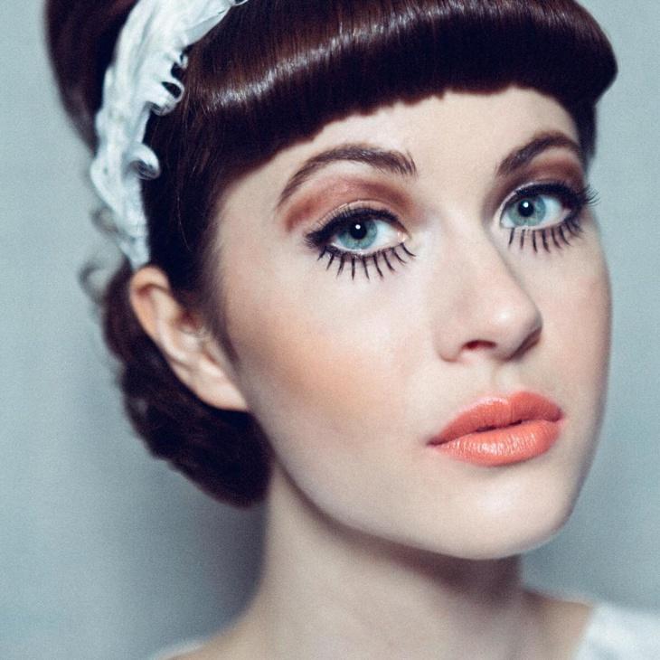 Glam Bridal Makeup : 21+ Vintage Wedding Makeup Ideas, Designs Design Trends ...