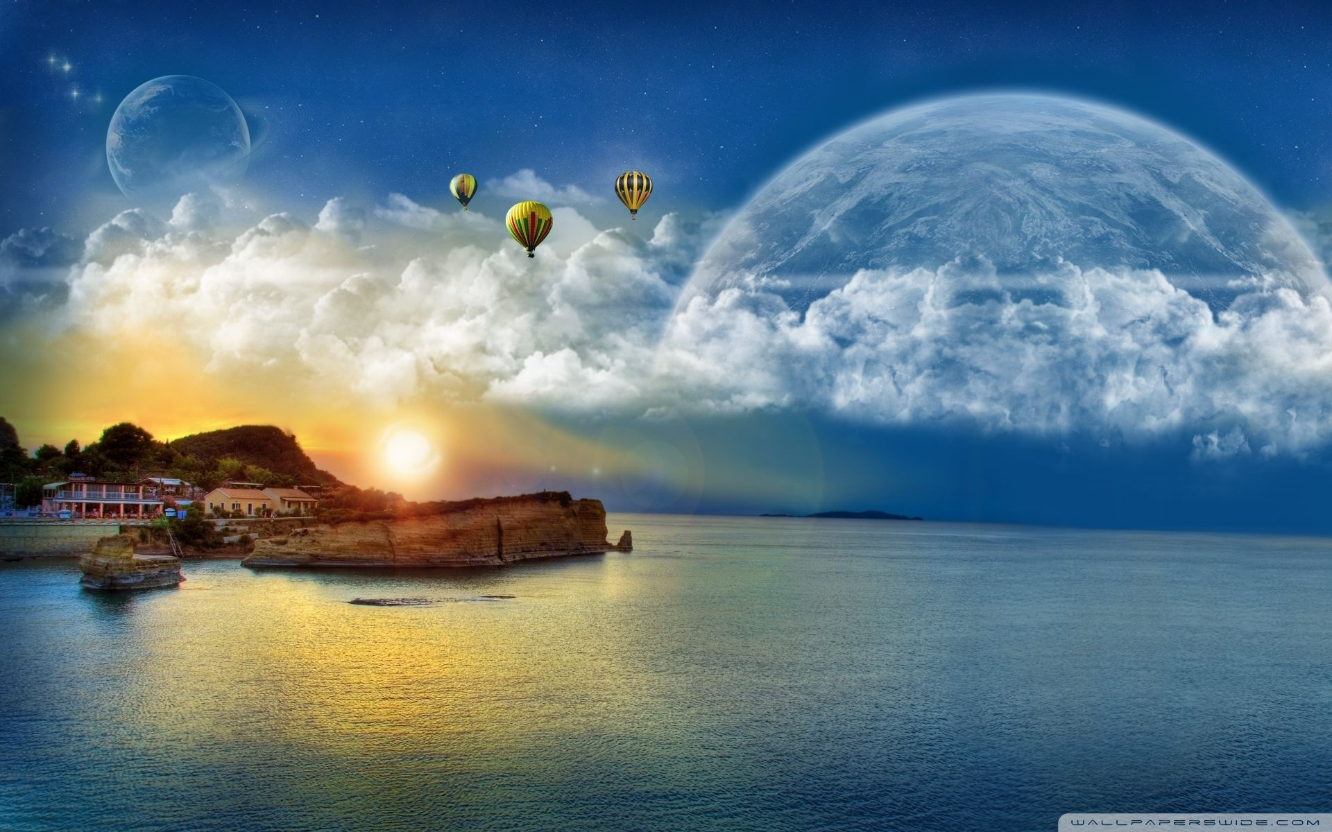 20+ Dreamy and Fantasy Desktop Wallpapers, Backgrounds, Images ...