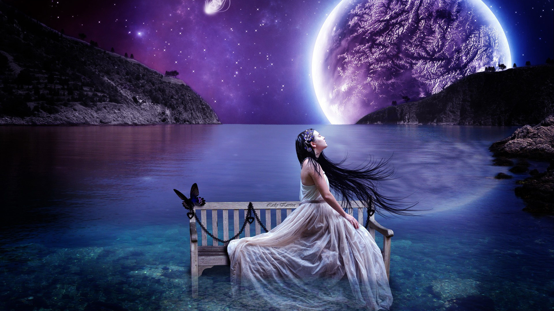 20+ dreamy and fantasy desktop wallpapers, backgrounds, images