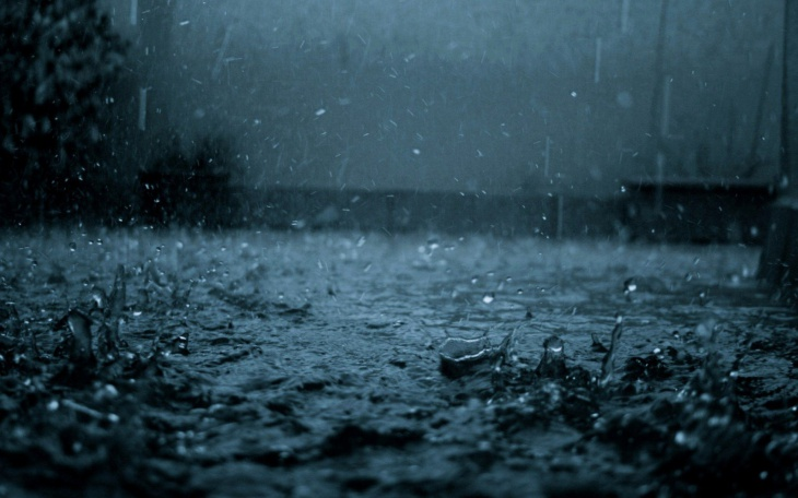 rain hd desktop wallpaper