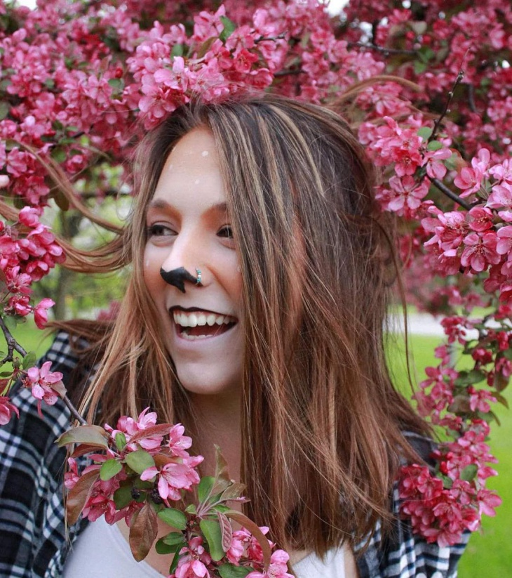 deer spring makeup