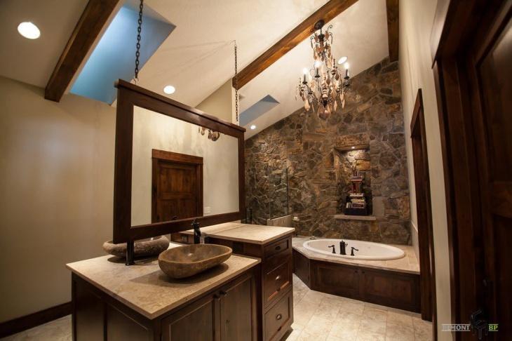 traditional bathroom design idea