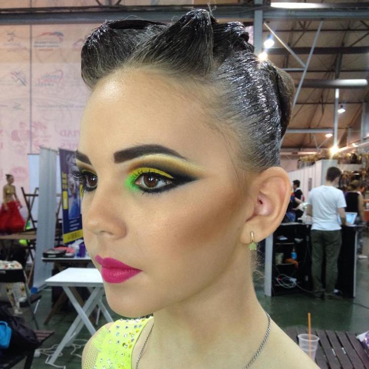 20+ Dance Makeup Designs, Trends, Ideas : Design Trends - Premium PSD ...