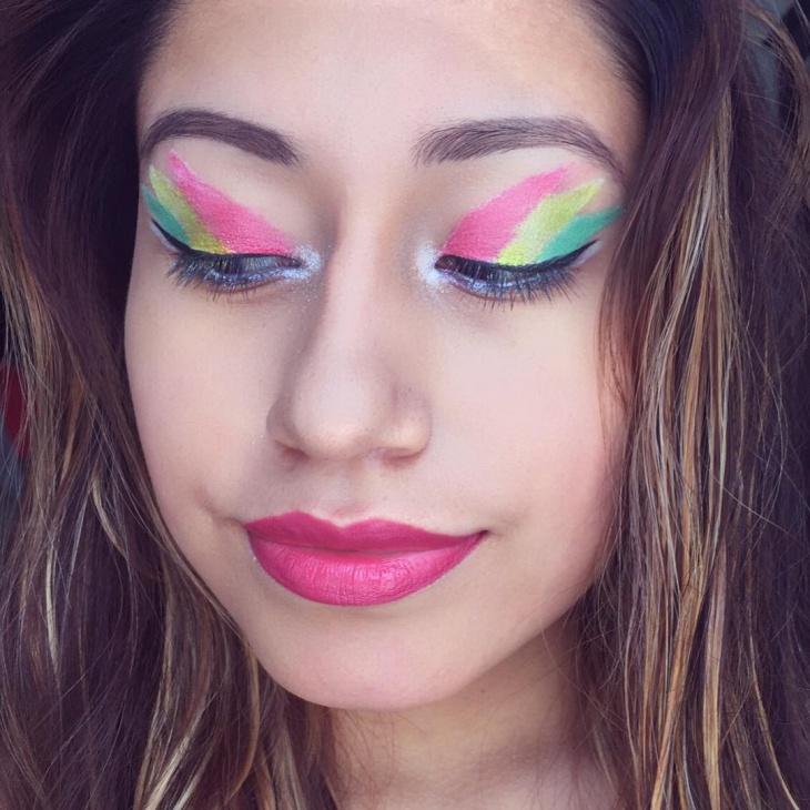 Dance Eye Palette Makeup
