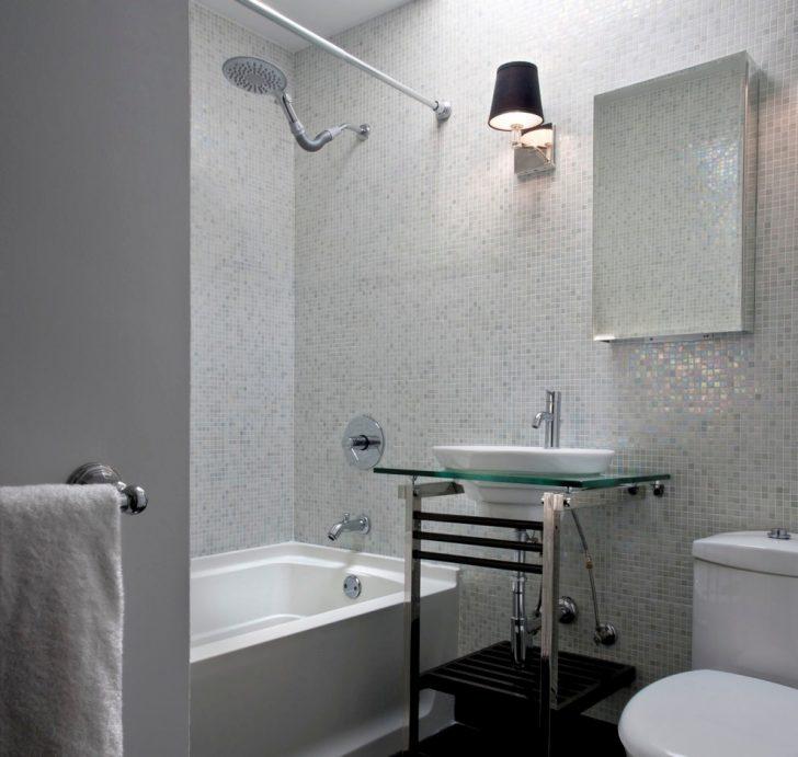 white color bathroom tile design