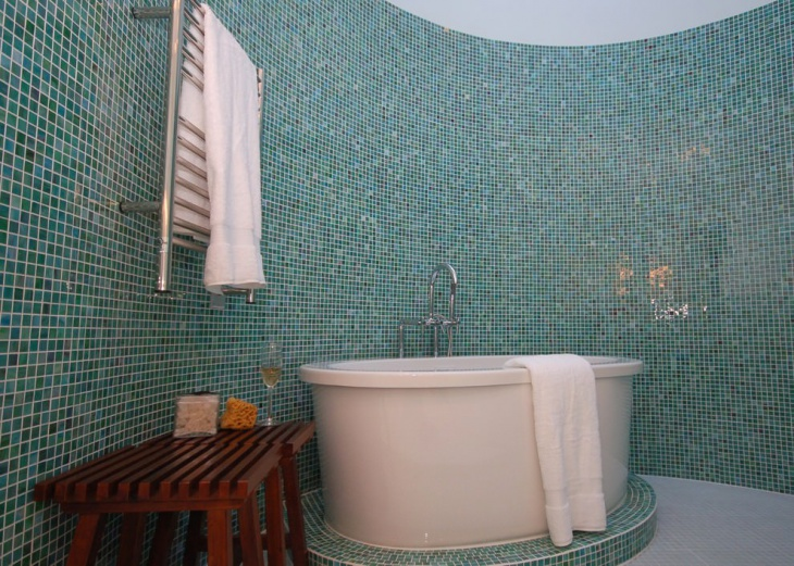 Attractive Mosaic Tile Design Idea