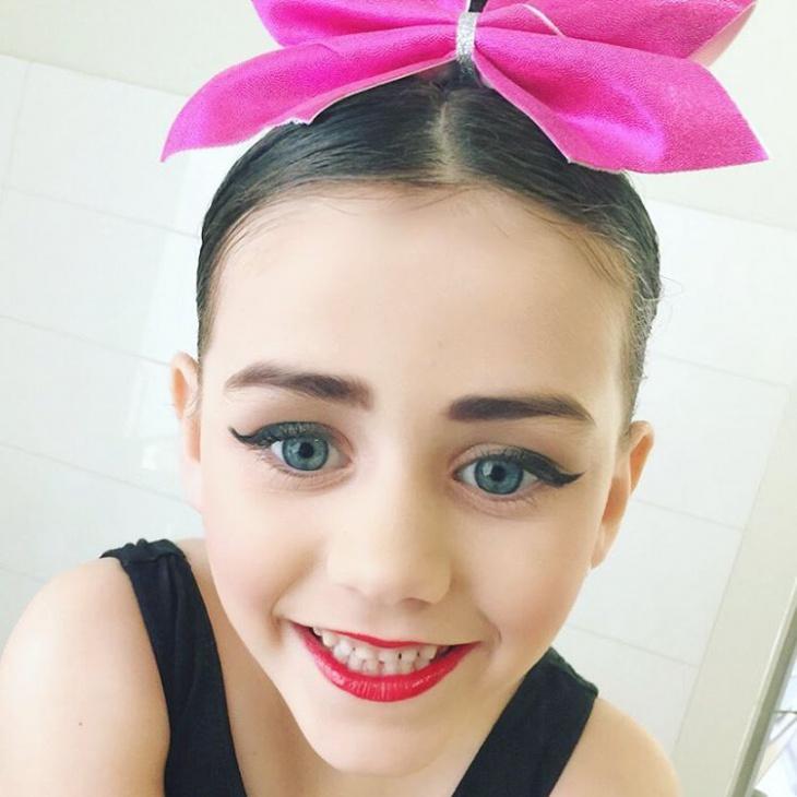 Dance Makeup for Blue Eyes