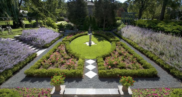 21 Scandinavian Garden Designs Decorating Ideas – Medicine Wheel Garden Plans