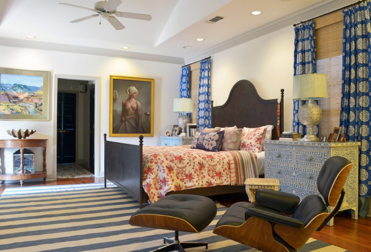 21 Eclectic Bedroom Designs Decorating Ideas Design