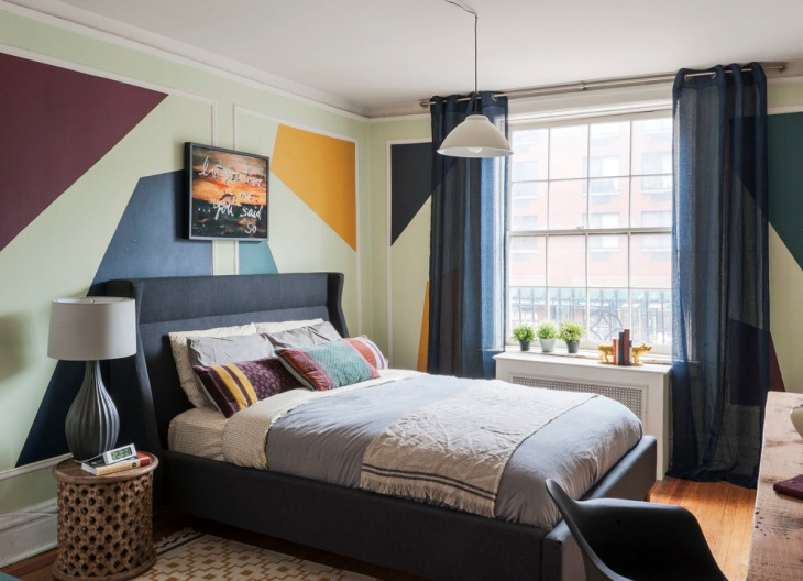 21+ Eclectic Bedroom Designs, Decorating Ideas | Design ...