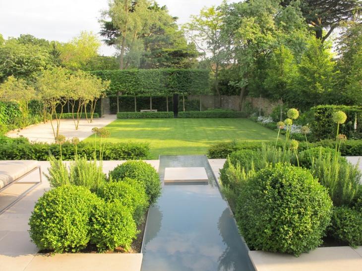 Structural Garden Design