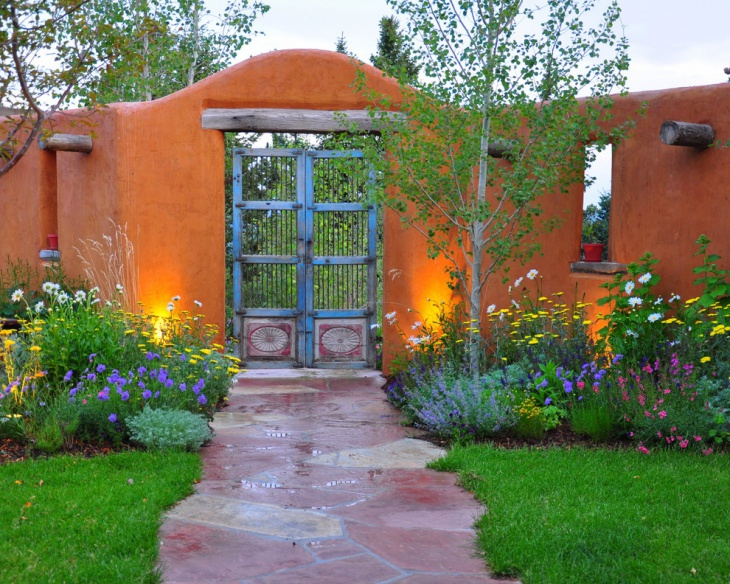 Southwestern Garden Design