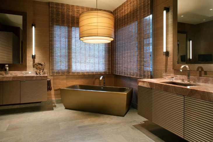 Lavish Zen Bathroom Idea