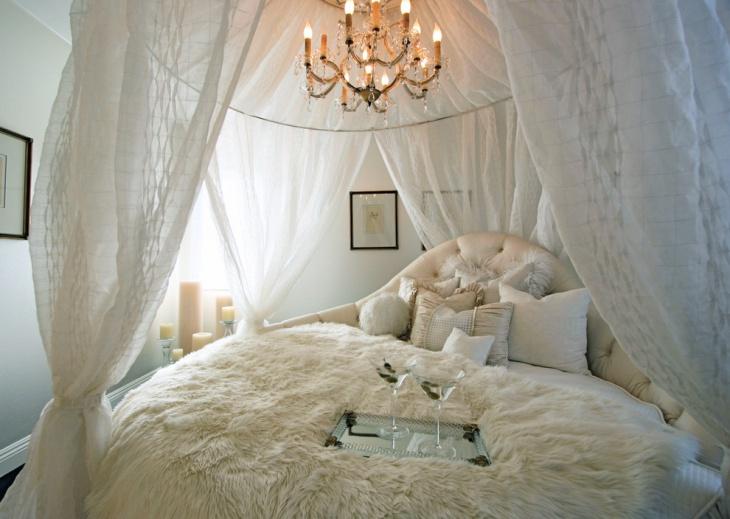 shabby chic style bedroom idea