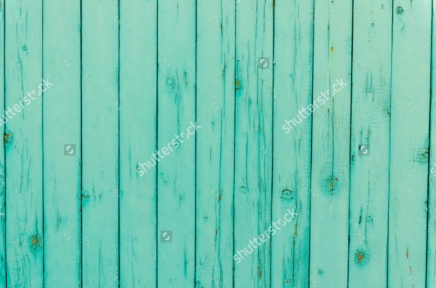 Painted Wooden Texture with Scratches